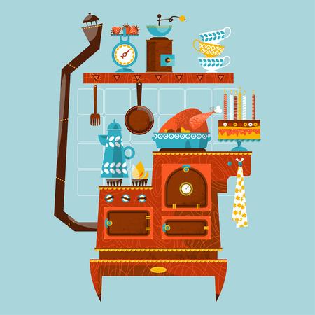 蜡烛家电图片蛋糕厨房摄影图片__123RF漫画座漫画有山从前灵剑版图片