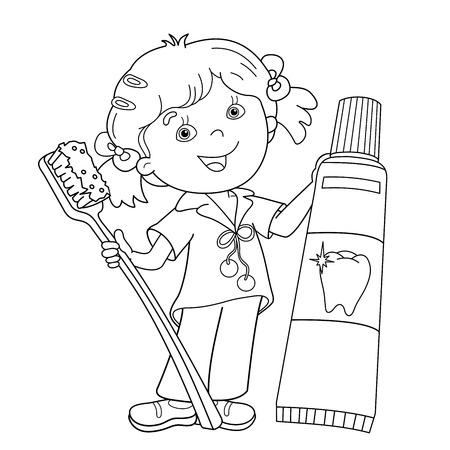 关怀孩子漫画染色图片摄影图片__123RF轮廓关于医生漫画bl的图片