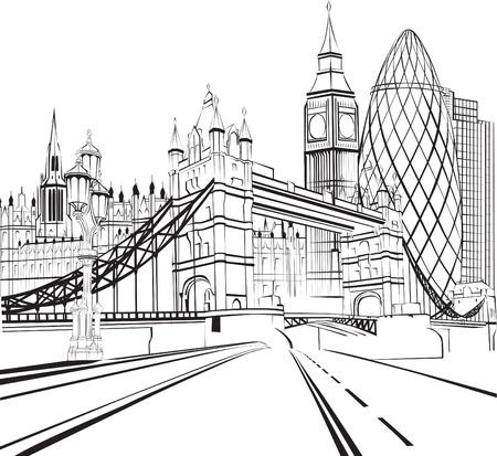 兰州中山桥简笔画_儿童高架桥简笔画内容图片展示_儿童高架桥简笔画图片下载